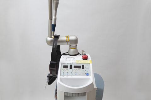 練馬区武蔵関、みたに歯科医院の炭酸ガスレーザー
