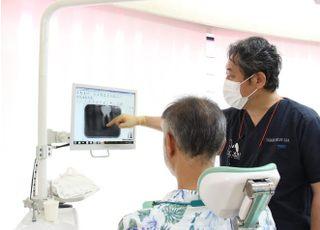 練馬区武蔵関、みたに歯科医院の治療方針